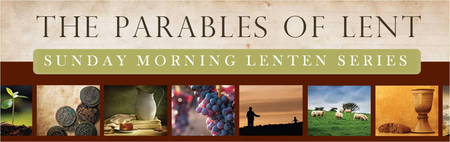 parables of lent