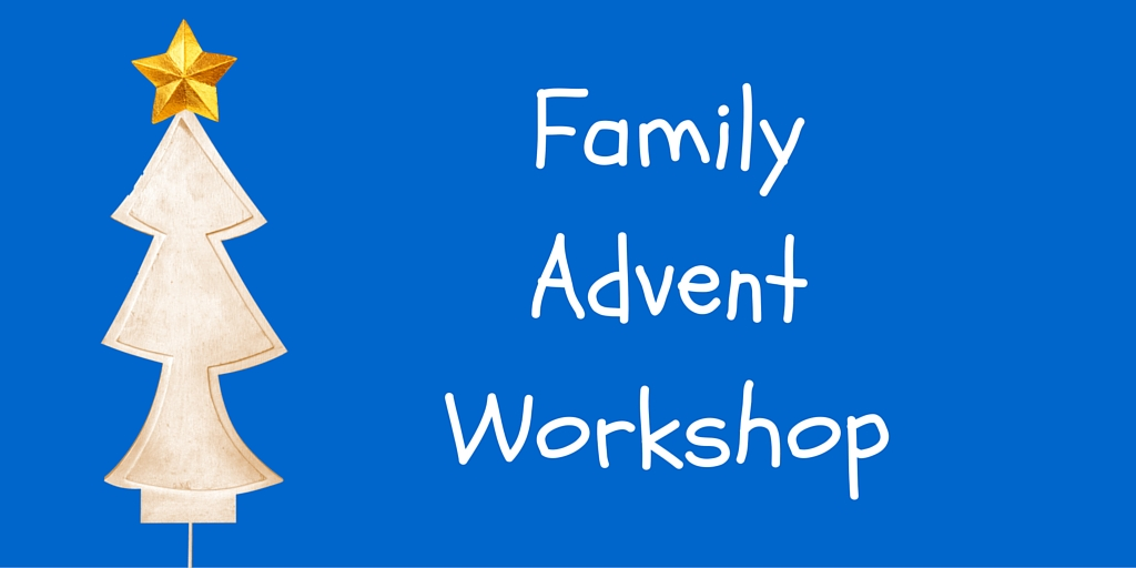 FamilyAdvent Workshop