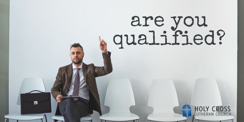 Are You Qualified?